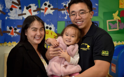 Lexi's Story: A Critical Early 'Learning Link'