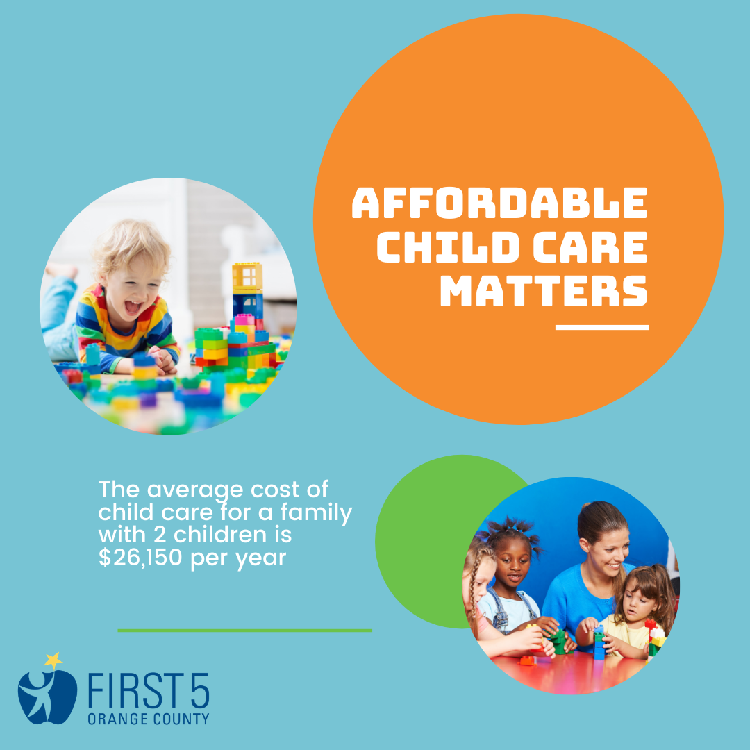 Affordable Child Care Matters