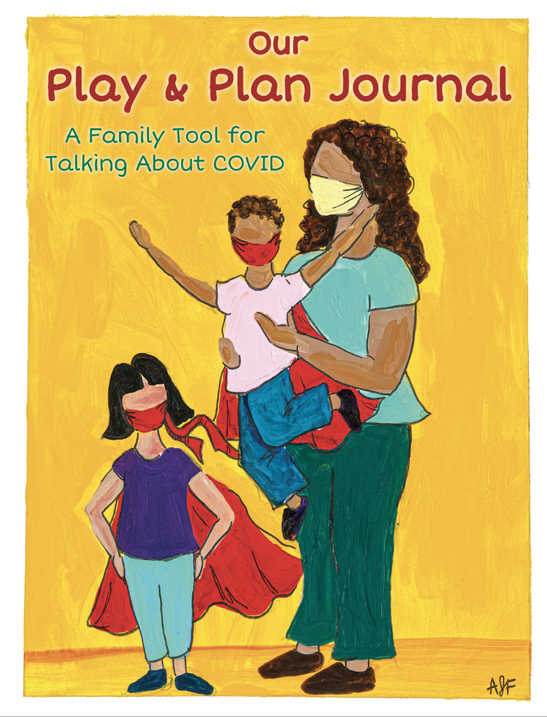 Plan and Play Journal cover image