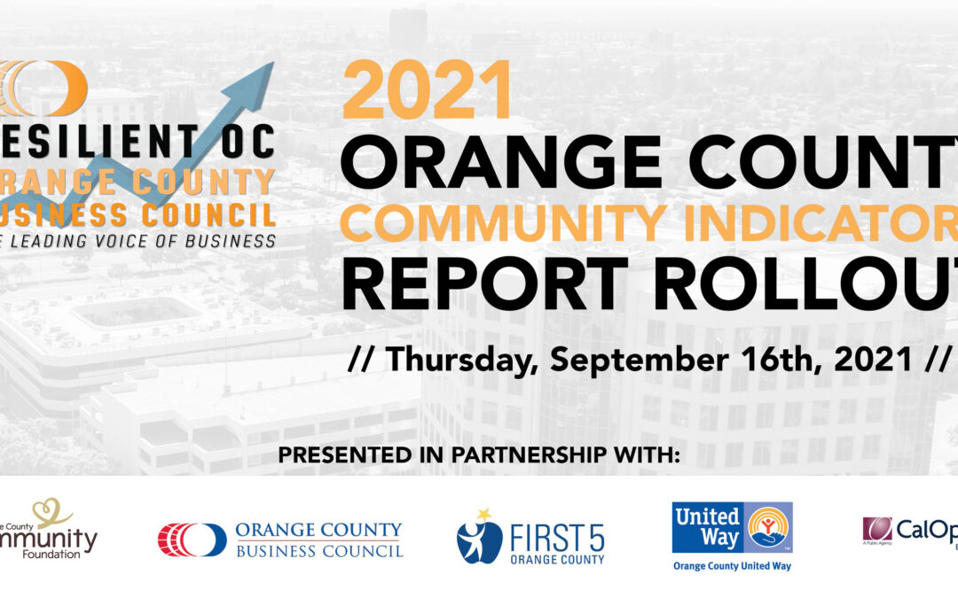 First 5 Orange County partners with OC Business Council for Community Indicators Report event